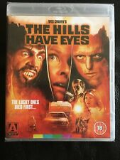 The Hills Have Eyes (Blu Ray,Arrow)