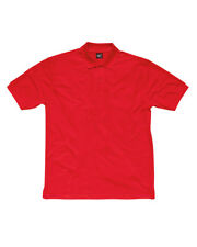 SG CHILDREN'S POLO SHIRT 100% SOFT COTTON PIQUE PLAIN COLOURS BOYS GIRLS SIZES