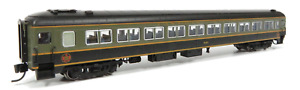RAPIDO  1/160 N SCALE CANADIAN NATIONAL 1954 10 WINDOW COACH CAR 5203 F/S 509117