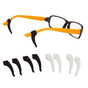 Anti-Slip Glasses Ear Hook Grip Cushions Eyeglass Pads Leg Cover Sport Holder