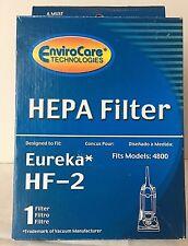 EUREKA HF-2 HEPA FILTER for 4800 SERIES by EnviroCare