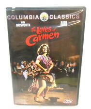 2B DVD THE LOVES OF CARMEN Rita Hayworth Glenn Ford Columbia Classics Special