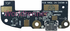 Puerto Carga Micrófonos Placa Flex USB Charging Asus Zenfone 2 ZE550ML