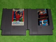 Flying Dragon & Mario Bros / Duck Hunt Lot - Nintendo NES