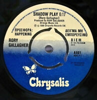 Rory Gallagher - Shadow Play/Moonchild  [Occasional release excl. only 4 Greece]