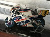 kyosho 1/8 rc motorcycle artr hang on rider