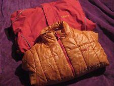 3 in 1 Jacke Rot-Orange   Gr 140/146 Jako-o Mädchen/Jungs