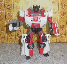 Transformers Generations RED ALERT Complete Classics Universe Deluxe Lot