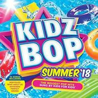 KIDZ BOP Summer '18 (2018) 22-track CD NEW/SEALED Havana New Rules Mama