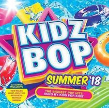 KIDZ BOP Summer '18 (2018) 22-track CD NEW/SEALED Havana New Rules Mama