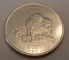 2005 D Kansas Quarter   **FREE SHIPPING**