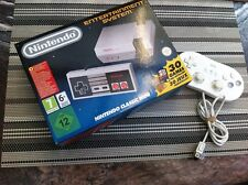 NINTENDO MINI NES 267 INSTALLED GAMES WITH WII CONTROLLER