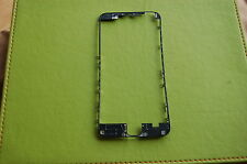 """iPhone 6 Plus (5.5"""") Front Frame Bezel LCD Holder Replacement Part BLACK"""