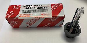 New Xenon D4R Bulbs HID Headlight 4300K Fit T0Y0TA  90981-20029