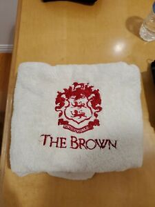 The Brown Hotel Louisville 100% Cotton beach towel.by regency