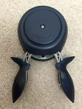 Fiskars Scalloped Oval Easy Squeeze Paper Punch LARGE - Excellent Condition