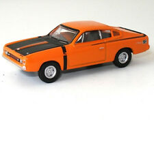 *NEW* 1971 Valiant Charger Vitamin C 1:87 Diecast Model Car - Cooee - RETIRED