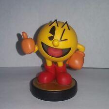 Pac-man Amiibo Lvl 50 Nintendo Namco Bandai Super Smash Bros Mario Kart 8 US