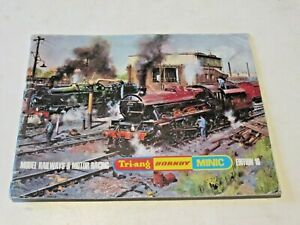 TRIANG HORNBY CATALOGUE EDITION 16 1970