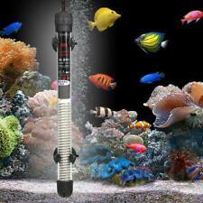 Submersible Adjustable Aquarium Fish Tank Water Heater For Tropical Fish P8D9