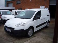 Right-hand drive Diesel Peugeot Commercial Vans & Pickups