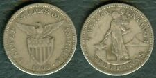 20 Centavos 1903 US Philippine United States of America Silver Coin PH#B6