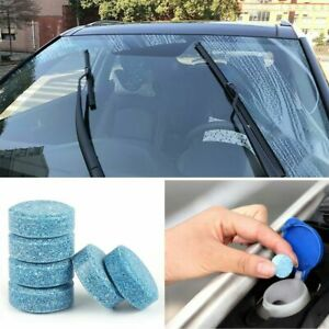 10PCS Car Windshield Washer Cleaning Solid Effervescent Tablets Accessories