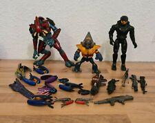 Halo Figuren von Joy Ride ( Elite, Grunt, Master Chief )
