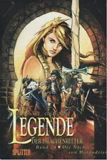 Die Legende der Drachenritter 24, Splitter
