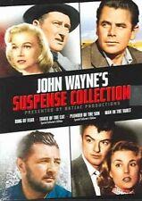 John Wayne's Suspense Collection 0097360684247 With Robert Mitchum DVD Region 1