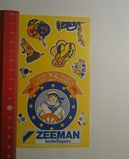 Pegatina/sticker: 25 años Zeeman textiel SuperS (22011728)