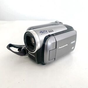 Panasonic SDR-H40P Digital Camcorder 40GB HDD 42x Zoom Untested For Parts