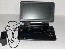 "Panasonic DVD-LS86 Portable used DVD Player 8.5"" screen with Extra Battery"