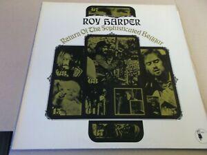 ROY HARPER,RETURN OF THE SOPHISTICATED BEGGAR,LP ON BIRTH,RAB 3,