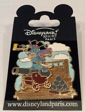 Disney DLRP - Pirate Stitch with Cannon 3D Lilo & Stitch NOC Pin