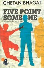 Five Point Someone: What Not to Do at IIT,Chetan Bhagat