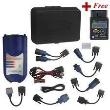 2016 XTruck USB Link 125032 Heavy Duty Vehicle Interface Diesel all Installers