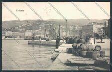 Trieste cartolina RB3044