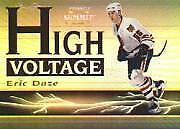 1996-97 Summit High Voltage #7 Eric Daze /1500