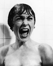 JANET LEIGH great shower scene stilll from PSYCHO - (c392)