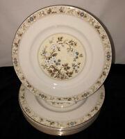 "8 Royal Doulton MANDALAY 10 1/2"" DINNER PLATES #TC-1079"
