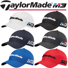 TAYLORMADE 2018 TOUR RADAR M3 TP5 TOUR LOGO MENS PERFORMANCE GOLF CAP / HAT