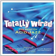 Totally Wired: Best - Totally Wired: Best of Acid Jazz / Various [New CD]