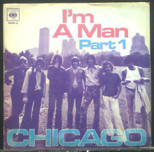 """7"""" Chicago-I 'm A Man Part 1/part 2, NM"""