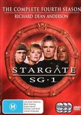Stargate SG-1 - The Complete Season 4 DVD R4 Brand New *