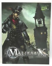 Malifaux 2E WYR20001 Core Rules (Book) Wyrd Games Softcover Steampunk Game Main