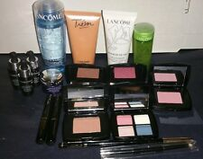 LANCOME LOT 17 pcs Skincare Makeup Samples Genifique Energie Tresor Blush Pencil