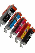 5pk CANON PGI-250 XL CLI-251 XL Ink  For Canon PIXMA MX722 MX922 MG5420 MG5422