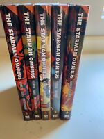The Starman Omnibus Set James Robinson OOP DC Hardcover Vol 1 2 4 5 6