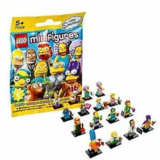 LEGO minifiguras, The Simpsons